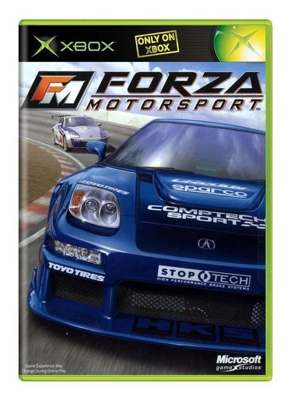 Jogo Forza Motorsport - Xbox Mídia Física Usado