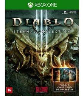 Diablo Iii Eternal Collection Xbox One Online