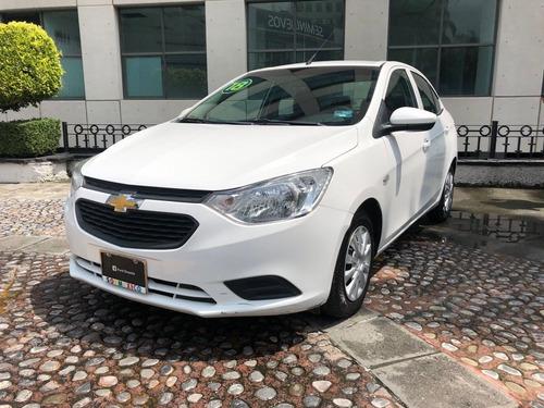 Imagen 1 de 12 de Chevrolet Aveo 2018 1.6 Ls Aa Radio Nuevo Mt