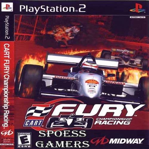 Cart Fury Championship Racing Ps2 Patch