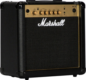 Amplificador Marshall Mg15 De Guitarra 15w