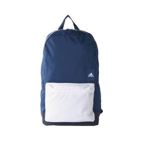 4e7b52fae Mochila Adidas Classic Azul - Mochilas no Mercado Livre Brasil