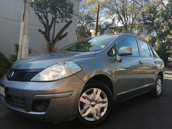 Nissan Tiida 1.8 Sense Sedan Mt 2013