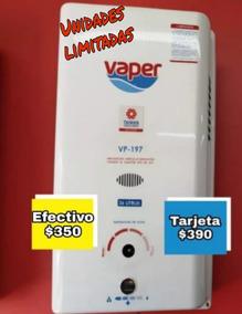 Calefon Instamatic Vaper 26 Lt $350 A Gas