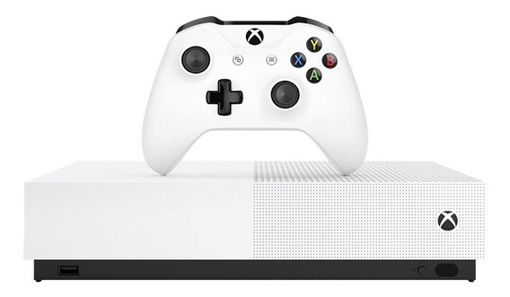 Microsoft Xbox One S 1TB NBA 2K19 Bundle branco
