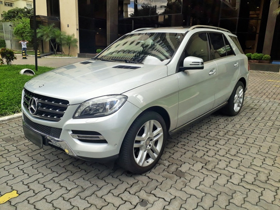 Mercedes Benz Ml 350 3.5 Blueefficiency Sport 2013 Blindado