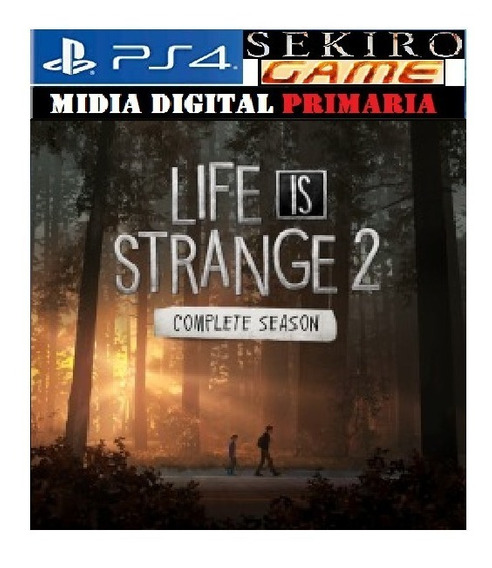 Life Is Strange 2 Temporada Completa Ps4 Original 1 Digital