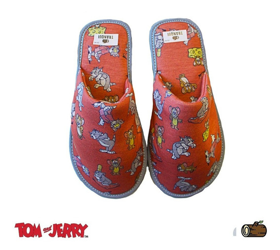 Pantuflas Tom Y Jerry Sin Genero This Is Feliz Navidad