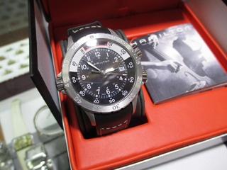 Hamilton Khaki Navy Sub 40mm - Swiss Made- ¡¡ Oferta