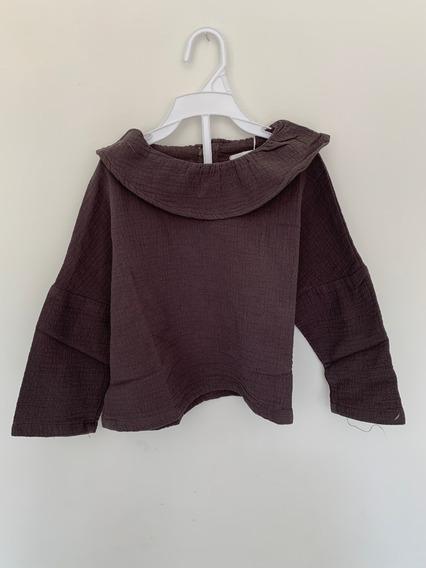 Blusa Niña - Vintage