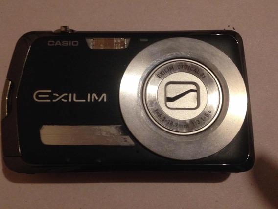 Cámara Casio Exilim Ex-z2 - No Funciona - Para Repuestos
