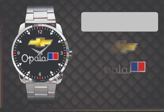 Relógio De Pulso Personalizado Emblema Opala - Cod.gmrp042