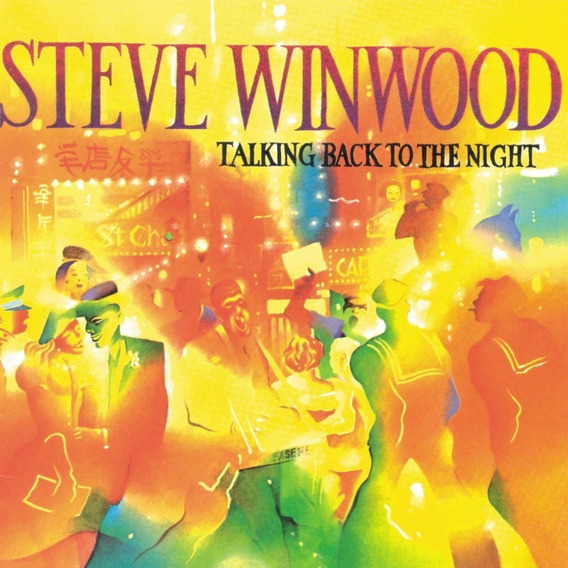 Steve Winwood - Talking Back To The Night - Lp Vinil 180 G