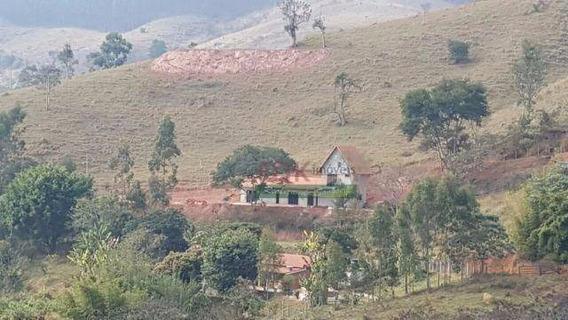 Chácara Com 2 Dormitórios À Venda, 4000 M² Por R$ 240.000,00 - Zona Rural - Natividade Da Serra/sp - Ch0141