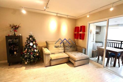 Imagem 1 de 19 de Apartamento À Venda, 87 M² Por R$ 620.000,00 - Vila Guarani - Jundiaí/sp - Ap1918
