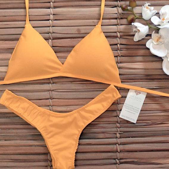 Biquíni Asa Delta Vibe Neon Feminino Moda Praia