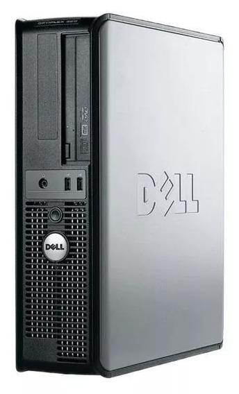 Cpu Dell 380 Dual Core E5300/ 4gb Ddr3 / Hd 160 Gb
