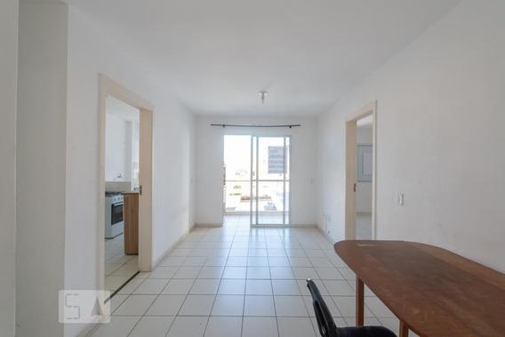 Apartamento No 1º Andar Com 2 Dormitórios E 1 Garagem - Id: 892975051 - 275051