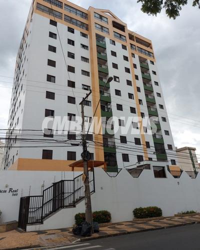 Apartamento À Venda 3 Dormitórios Na Vila Itapura Em Campinas - Ap21908 - Ap21908 - 69292560