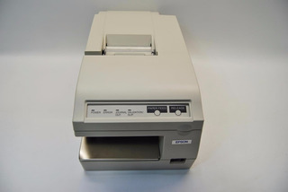 Impresora Comandera Epson Tmu375 Serial Rs232 Sin Accesorios Ticketera Matriz De Puntos Reacondicionada Tipo Tmu220