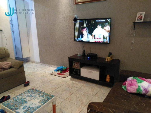 Imagem 1 de 19 de Casa Com 3 Dormitórios À Venda, 82 M² Por R$ 334.980,00 - Jardim São Pedro - Mogi Das Cruzes/sp - Ca0057