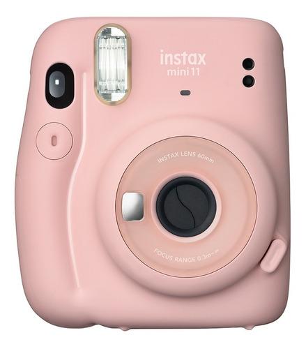 Camera Instax Mini 11 - Rosa + Kit Com 20 Poses