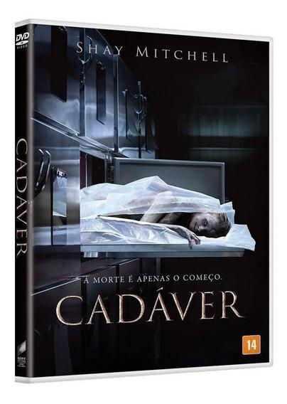 Dvd Filme Cadáver A Marte É Só O Começo - Dublado