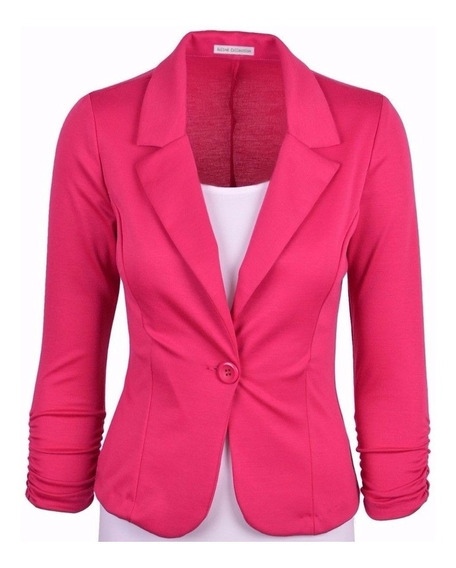 Kit 8 Blazer Feminino, Fashion, Alta Costura Ref 167