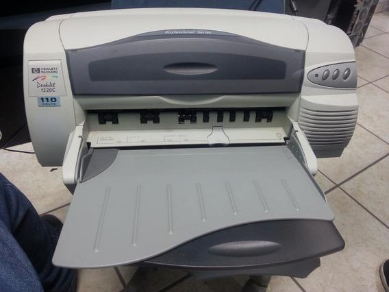 Impressora Hp Deskjet 1220c, Padrao A3, Jato De Tinta