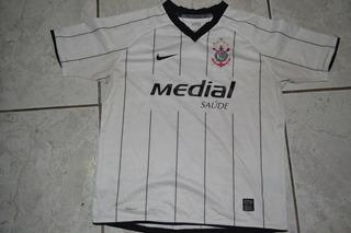 Camisa Feminina Corinthians Xl Listrada - Medial Saúde
