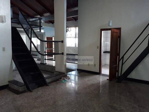 Casa Com 4 Dormitórios À Venda, 446 M² Por R$ 1.100.000 - Jardim Das Américas - Cuiabá/mato Grosso - Ca1093