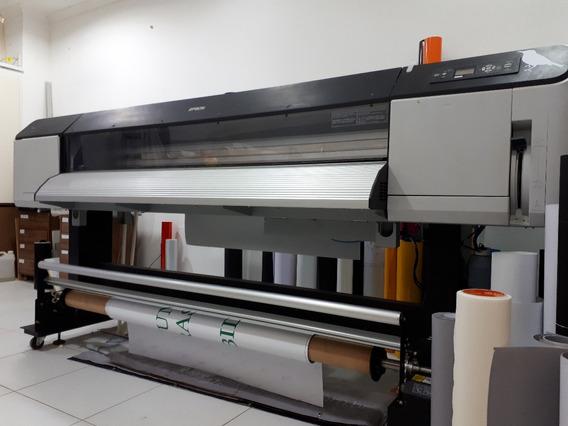 Impressora Solvente Epson Gs 6000