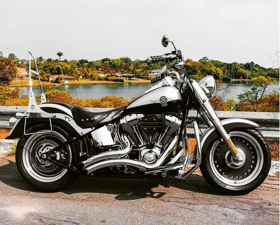 Harley Davidson Fatboy 2009