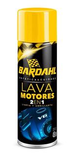 Lava Motores 2 En 1 Limpia Y Abrillanta 450 Ml Bardahl