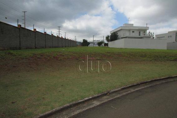Terreno À Venda, 548 M² Por R$ 390.000,00 - Alphaville - Piracicaba/sp - Te1439