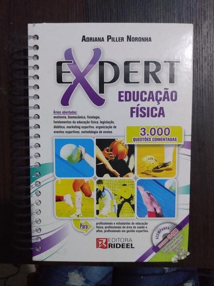 Expert - Educação Física / Adriana Piller Noronha