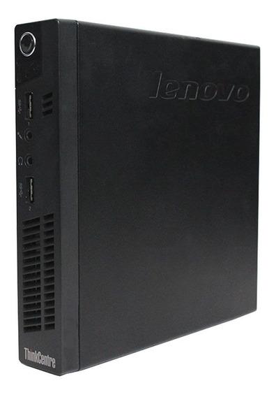 Computador Desktop Lenovo M92p Tiny I3 8gb 500hd