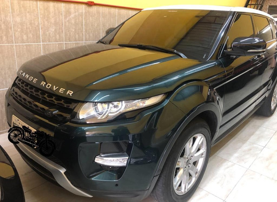 Land Rover Evoque Dinamite . Top De Linha