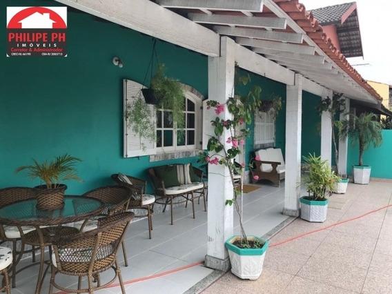 Casa De Alto Padrão Em Condomínio Com Praia Particular. - 746
