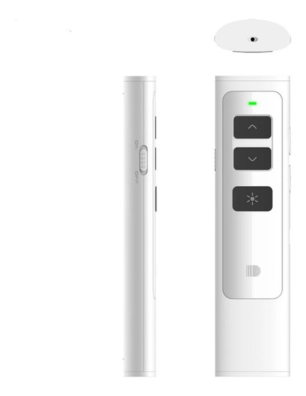 Apontador Apresentador Multimidia Laser Power Point Wireless