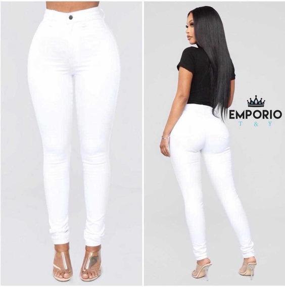 ¿pantalón Blanco A La Cintura¿ Más De 20 Colores