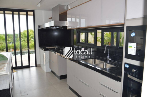 Imagem 1 de 30 de Casa Residencial À Venda, Residencial Quinta Do Golfe, São José Do Rio Preto. - Ca1653
