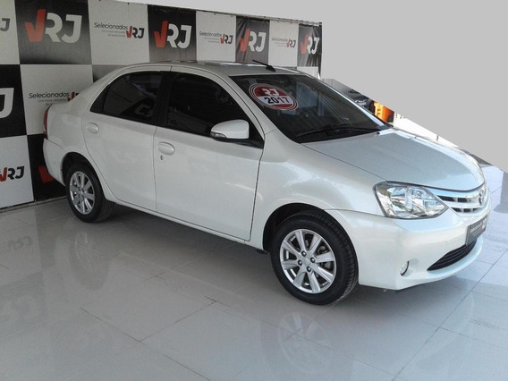 Etios Etios Xls Sedan 1.5 Flex 16v 4p Aut.