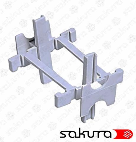 Separador Para Ladrillo De Vidrio Plastico 8 Cm Vitroblock