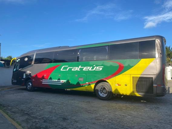Excelente Ônibus De Turismo, Único Dono, Novo, R$ 250.000,00