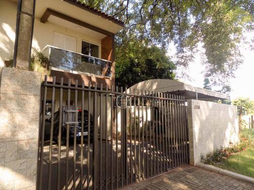 Imagem 1 de 15 de Sobrado Com 2 Dormitórios À Venda, 212 M² Por R$ 500.000,00 - Jardim Lancaster - Foz Do Iguaçu/pr - So0148