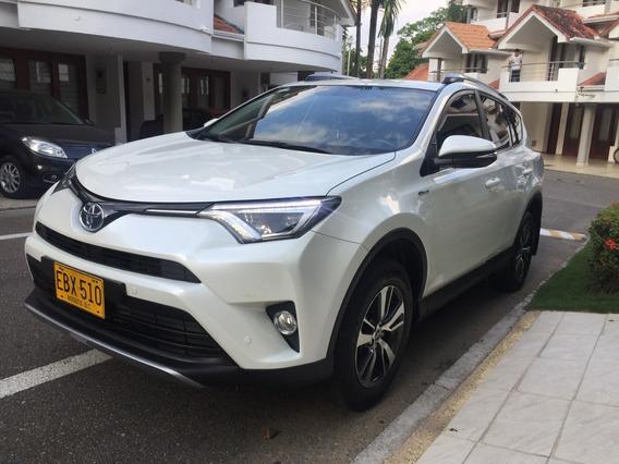 Toyota Rav Blanco Perlado. Unica Dueña