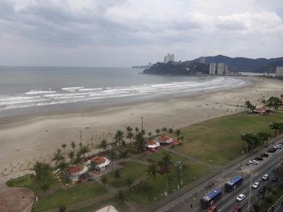 Apartamento Em Itararé, São Vicente/sp De 400m² 4 Quartos À Venda Por R$ 1.280.000,00 Ou Para Locação R$ 4.500,01/mes - Ap122381