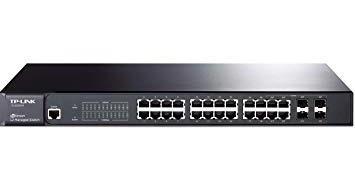 Switch Rackeable Tp-link Tl-sg3424 24 L2 Gigabit Managed