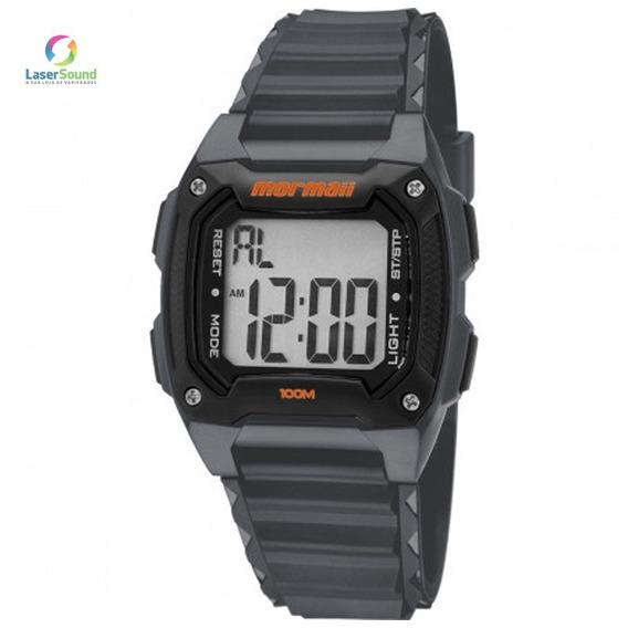 Relógio Mormaii Masculino Moy1516/8l, C/ Garantia E Nf